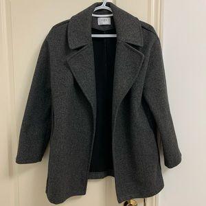 Wool coat from Zara